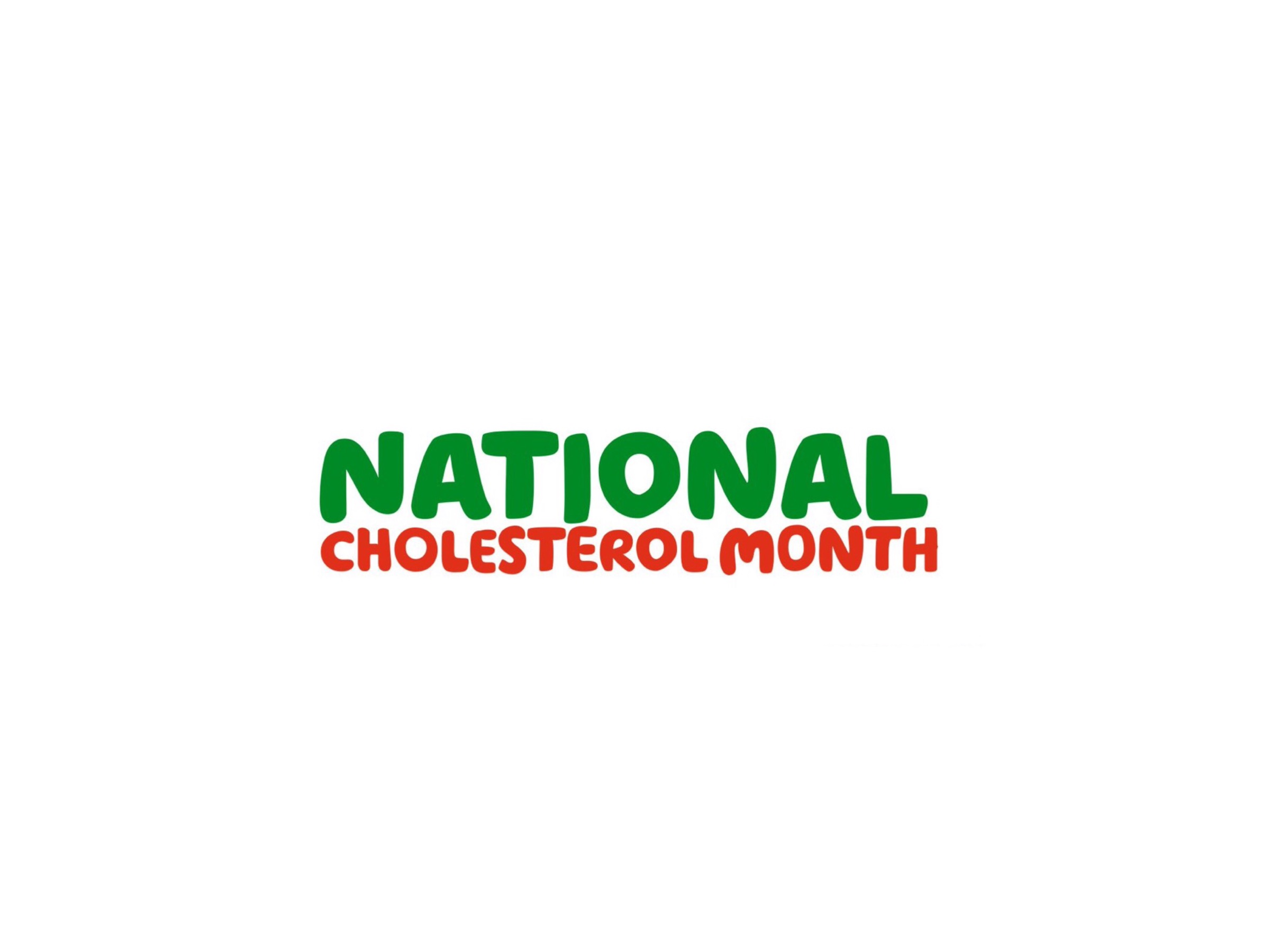 national cholesterol month