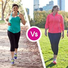 running vs walking fitness myths