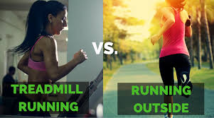 treadmill vs running outside fitness myths
