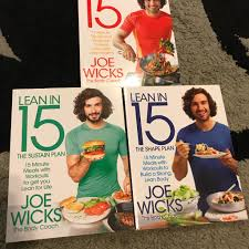 Joe wicks cook books