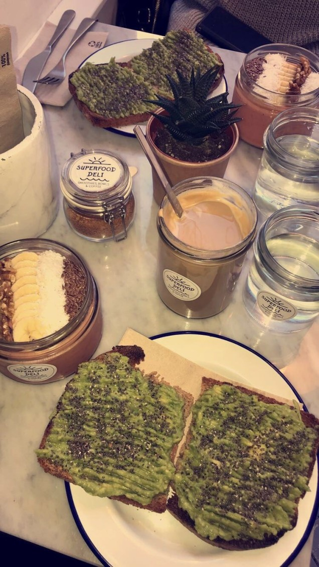 Superfood deli